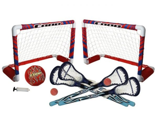 Lacrosse and Water Polo Pool Set