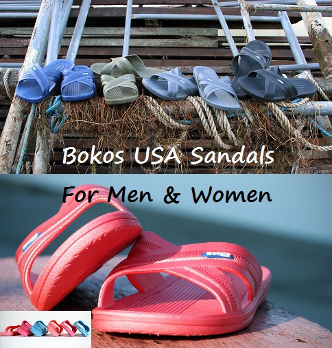 Bokos USA Sandal Review