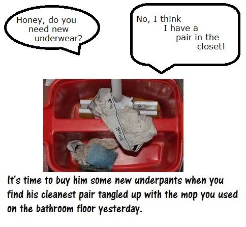 Nasty Men's Underwear