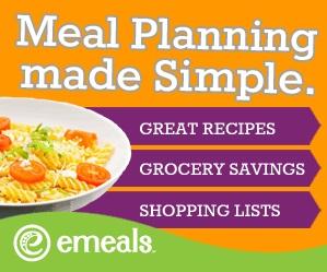 eMeals Recipe Planning