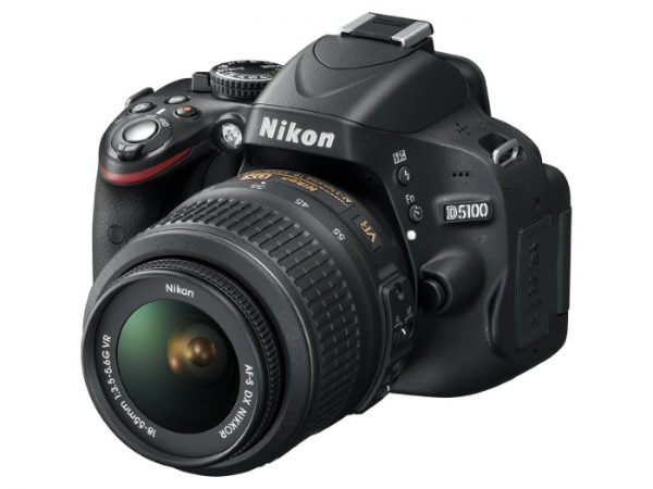 Nikon SLR Digital Camera Review model D5100