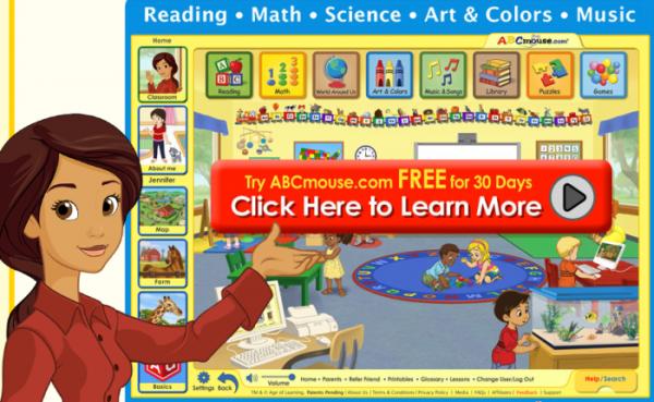 Fun learning lessons for kids in preschool or kindergarten