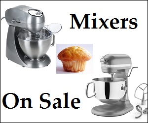 Mixers On Sale