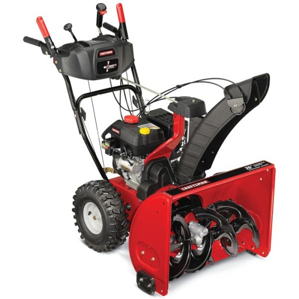 Craftsman  26'' 208cc Dual-Stage Snowblower