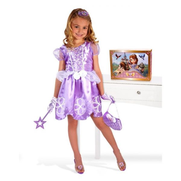 Disney  Sofia The First Dress Up Trunk