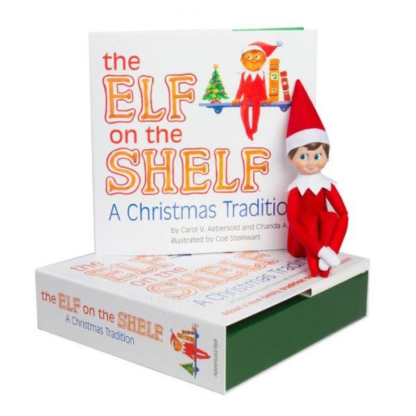 The Elf On The Shelf Toy