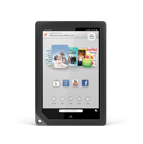 NOOK HD+ Slate 16 GB  9 inch