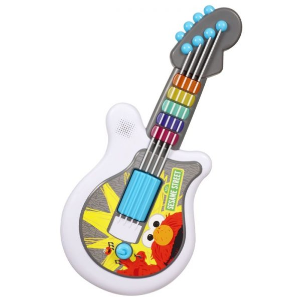 Sesame Street Let s Rock! Elmo Guitar