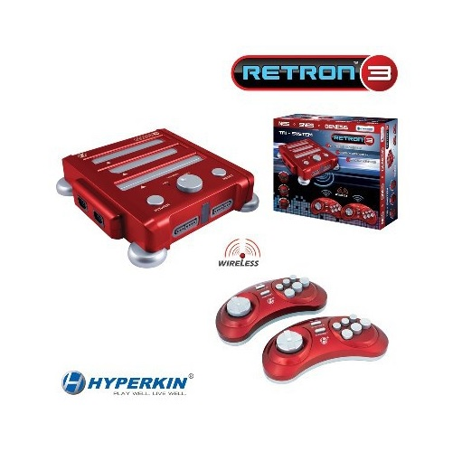 RetroN 3 Gaming Console