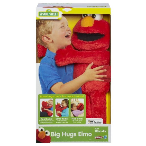 Sesame Street Big Hugs Elmo