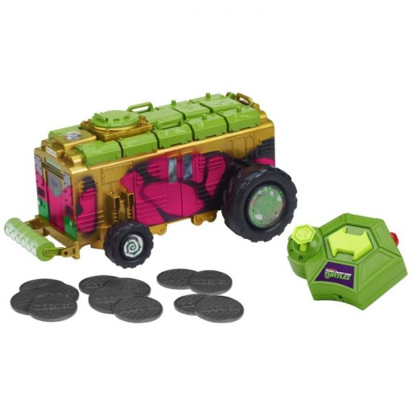 Teenage Mutant Ninja Turtles Ninja Control RC Shellraiser