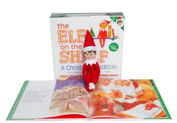 Elf On The Shelf Christmas Elf