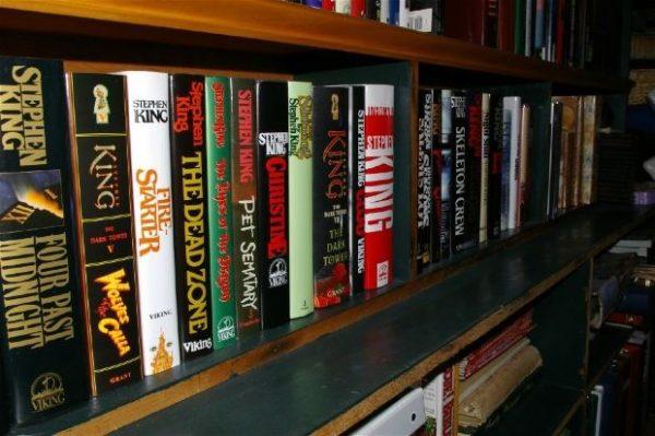 Books, Steven King