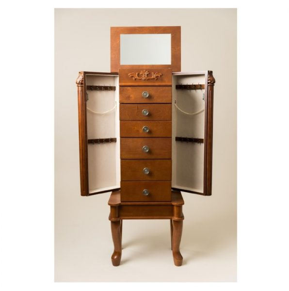 Savannah Jewelry Armoire