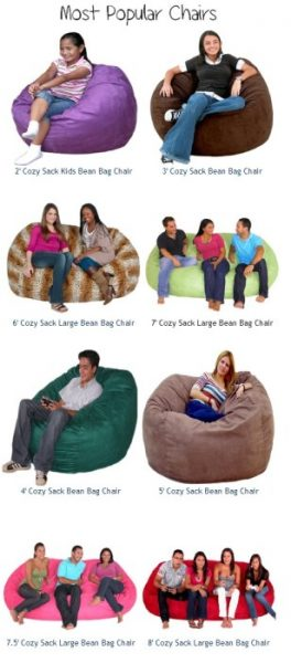 Adult Bean Bag Chairs On Sale