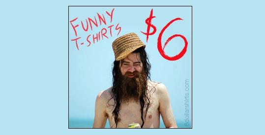 Six Dollar Shirts