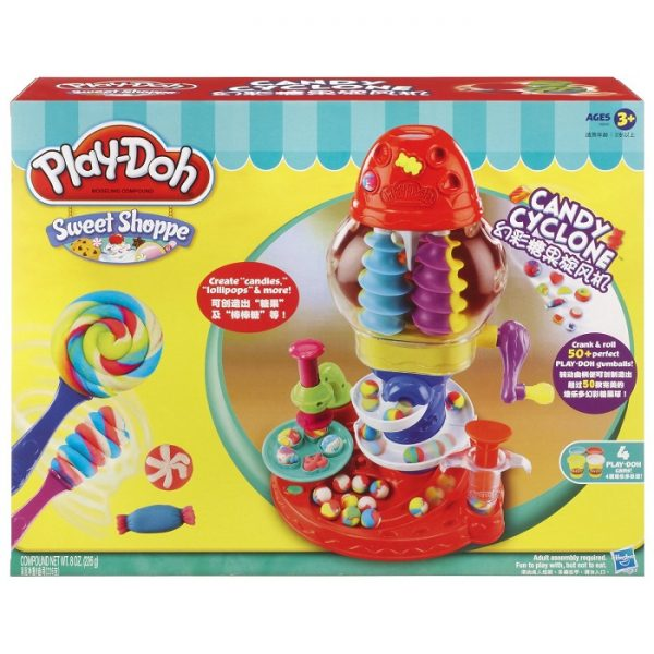 Play-Doh Sweet Shop Candy Cyclone