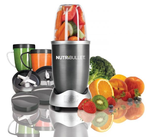 Magic Bullet Nutribullet Reviews