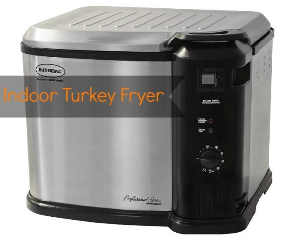 Indoor Turkey Fryer