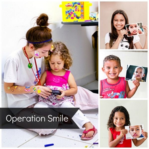 Operation Smile and Campus Book Rentals