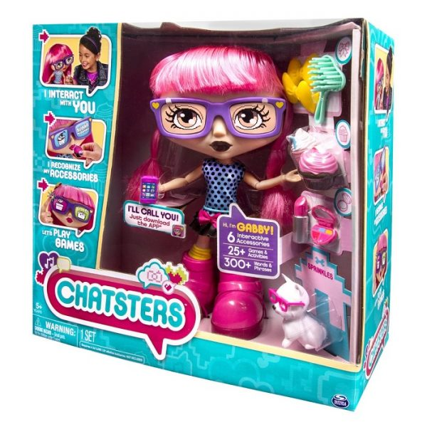 Chatsters Gabby Doll