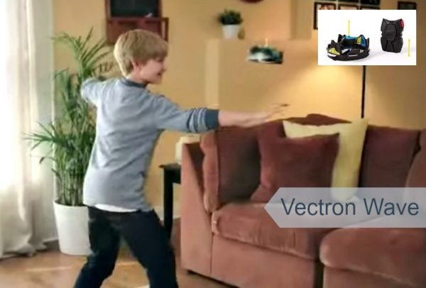 Vectron Wave UFO Flyer by Air Hogs