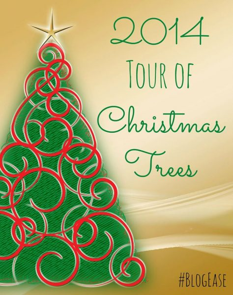 BlogEase Christmas Tree Tour