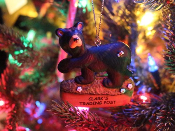 Clarks Trading Post Ornament