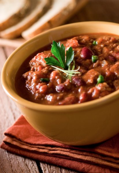 Smokey Chili Recipe