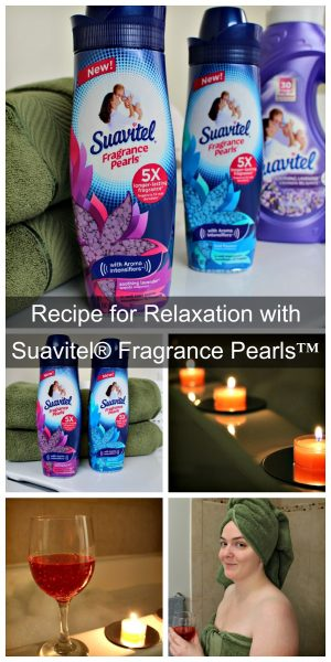 Recipe for Relaxation with Suavitel® Fragrance Pearls™