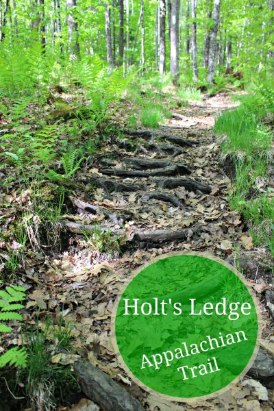 Holt's Ledge Hike in Lyme, NH