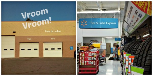 Walmart's Automotive Care Center