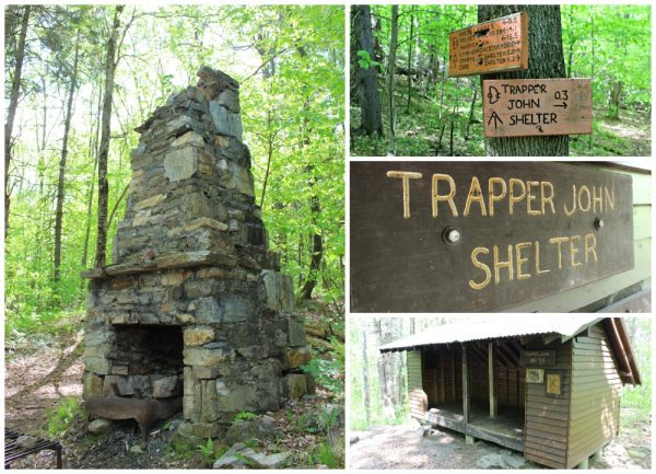 Trapper John Shelter, Lyme New Hampshire