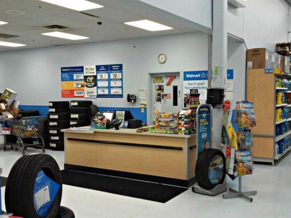 Walmart Automotive Care Center Oil Change