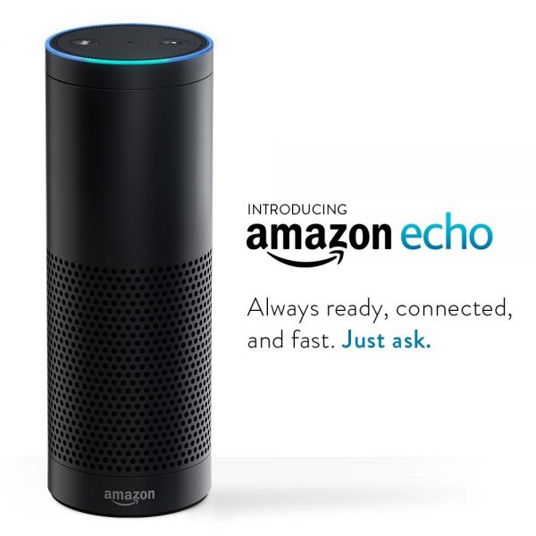 Amazon Echo - Voice Controlled Technology