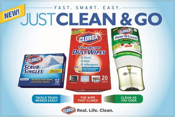 Clorox Real Life Cleaning