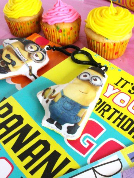 Hallmark Minions Birthday Clip Cards