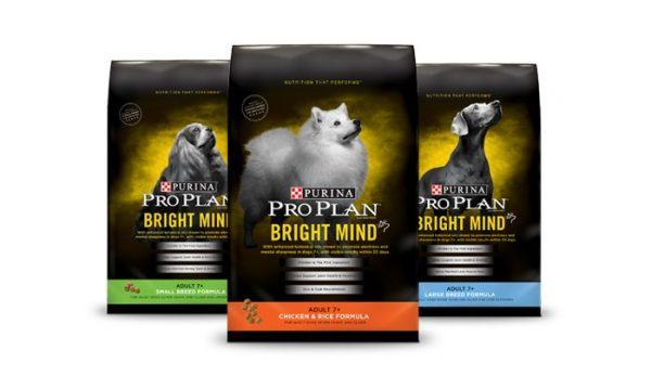 Purina Pro Plan Bright Mind Dog Food Deal
