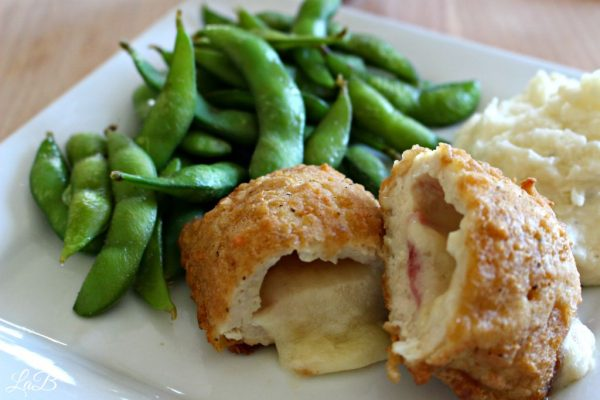 Barber Foods Breaded Stuffed Chicken Breasts