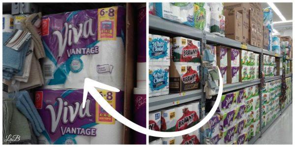 Viva Vantage at Walmart