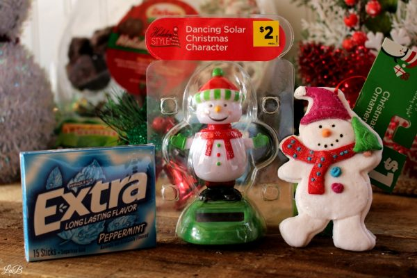 secret elf snowman gifts - Dollar General Christmas Decorations