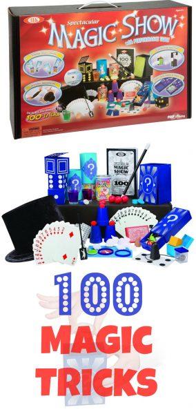 The Best 100 Magic Trick Kit