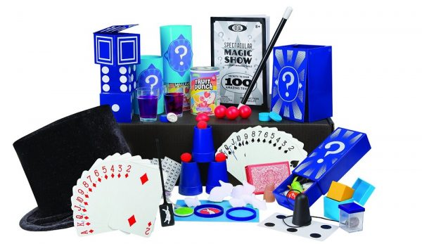 100 Trick Magic Show Kit