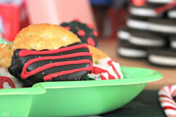 Chocolate Dipped RITZ Cracker Sandwiches