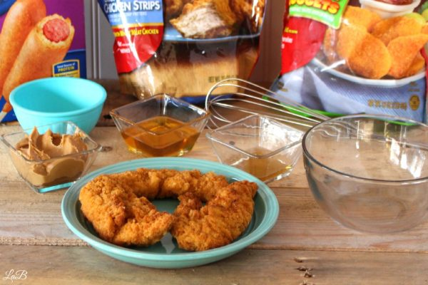 Chicken Strip and Nugget Dipping Sauce