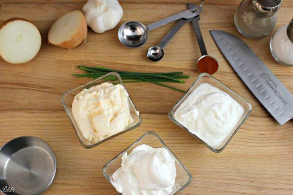 Homemade Garlic Dipping Sauce Recipe