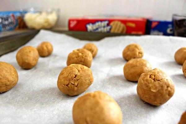 Nutter Butter Cookie Ball Truffle Recipe