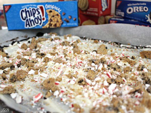Chips Ahoy Peppermint Bark Recipe