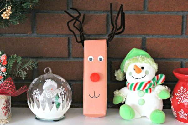 Rudolph the Red Nosed Reindeer Gift