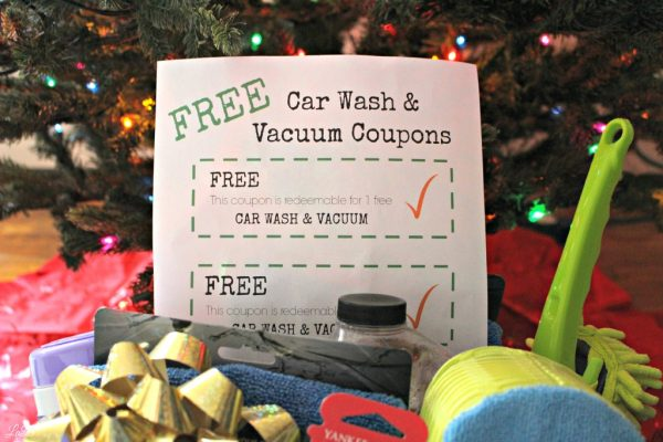 Car Care Printable Car Wash Coupons